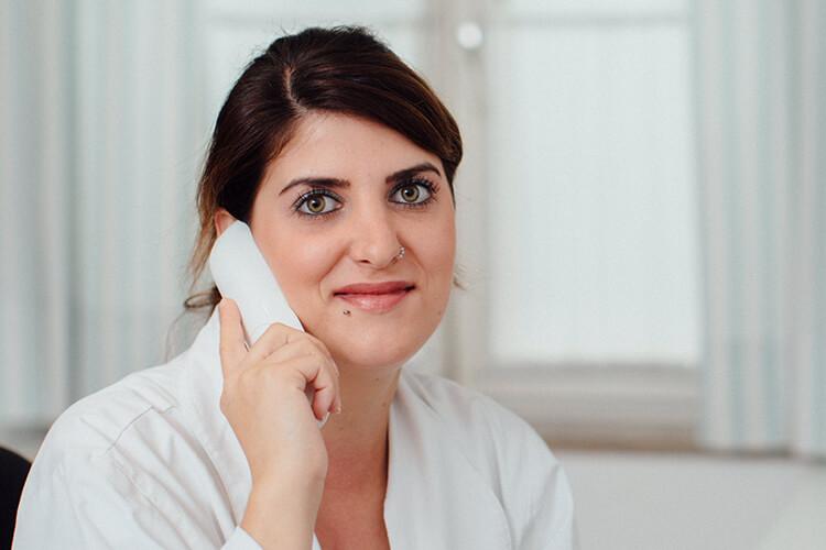 Internist München - Daadoush - Hausarzt und Naturheilverfahren - Kontakt - slider mobile